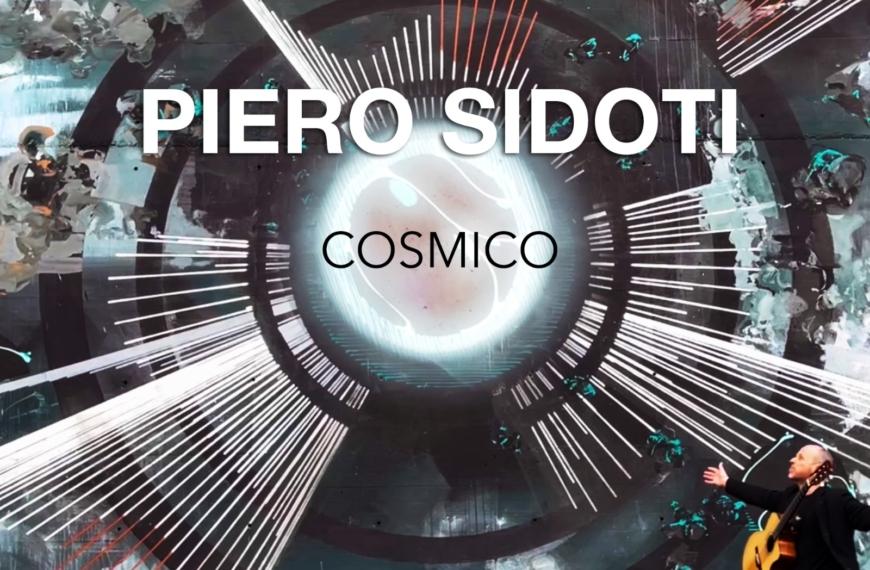 """Disponibile il nuovo video """"COSMICO"""""""